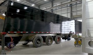 Titan Trailers Factory