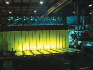 Titan Trailers Factory